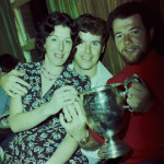 GAA trophy photo