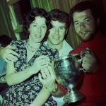 GAA trophy photo