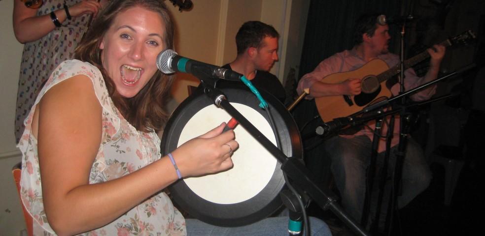 irish musicians photo